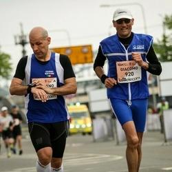 The 26th Lattelecom Riga Marathon - Giacomo Saltarelli (920)