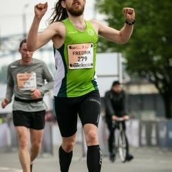 The 26th Lattelecom Riga Marathon - Fredrik Thunarf (279)