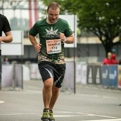 The 26th Lattelecom Riga Marathon - Genadijs Beļajevs (573)