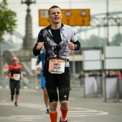 The 26th Lattelecom Riga Marathon - Gatis Kaušs (1437)