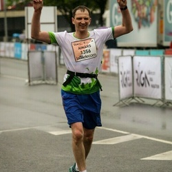 The 26th Lattelecom Riga Marathon - Ainārs Grīnvalds (1356)
