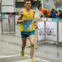 The 26th Lattelecom Riga Marathon - Joe Rainsford (8278)