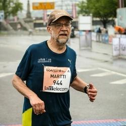 The 26th Lattelecom Riga Marathon - Martti Mäntylä (944)