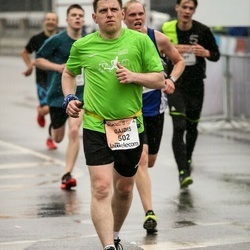 The 26th Lattelecom Riga Marathon - Gaidis Balodis (502)