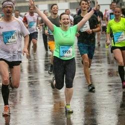 The 26th Lattelecom Riga Marathon - Anastasia Isai (9925), Ģirts Salmiņš (14182)