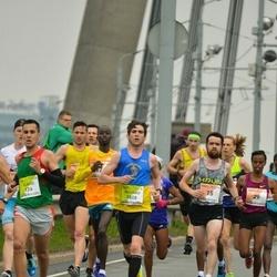 The 26th Lattelecom Riga Marathon - Robert Corbally (15), Flávio Nunes (126), Richard Jackson-Hookins (3808)
