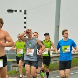 The 26th Lattelecom Riga Marathon - Andris Ludriks (1417), Vents Lupkins (5774)