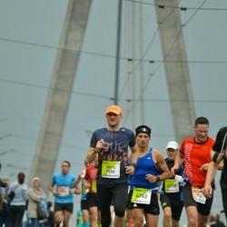 The 26th Lattelecom Riga Marathon - Brets Pirtnieks (2550), Jevgeņijs Birins (6343)