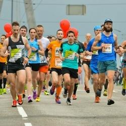 The 26th Lattelecom Riga Marathon - Aleksandrs Orlovs (2503), Eurelija Venskaitytė (2680)