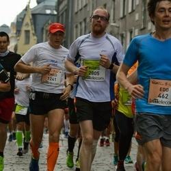 The 26th Lattelecom Riga Marathon - Emīls Gailis (1241), Māris Auželis (2805)