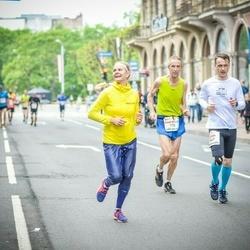 The 26th Lattelecom Riga Marathon - Marcellus Top (773), Intars Rešetins (1547)