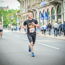 The 26th Lattelecom Riga Marathon - Georg Suur (1875)