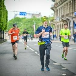 The 26th Lattelecom Riga Marathon - Konstantīns Biktimirovs (360)