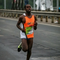 The 26th Lattelecom Riga Marathon - Ibrahim Mukunga Wachira (6543)