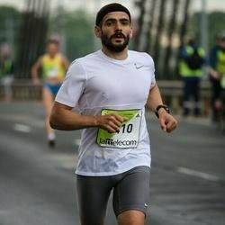 The 26th Lattelecom Riga Marathon - Mārtiņš Auziņš (5410)