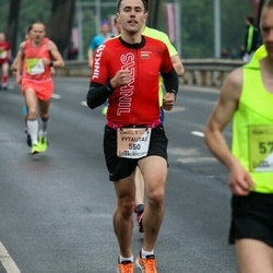 The 26th Lattelecom Riga Marathon - Vytautas Anuzis (550)