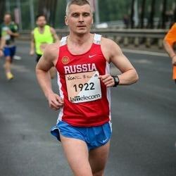 The 26th Lattelecom Riga Marathon - Aleksei Belousov (1922)