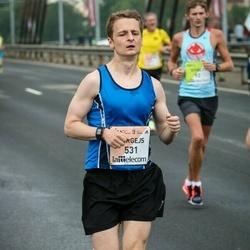 The 26th Lattelecom Riga Marathon - Sergejs Maslobojevs (531)