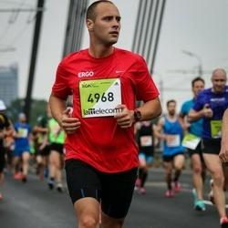 The 26th Lattelecom Riga Marathon - Jānis Dūka (4968)