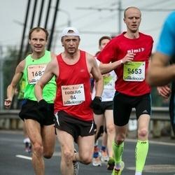 The 26th Lattelecom Riga Marathon - Egidijus Auškalnis (84), Indars Pudurs (5653)