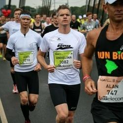 The 26th Lattelecom Riga Marathon - Alexander Schmitz (3082)