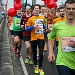The 26th Lattelecom Riga Marathon - Uldis Kļaviņš (1574)