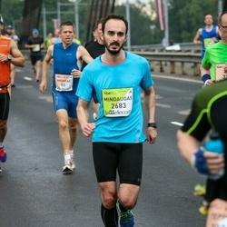 The 26th Lattelecom Riga Marathon - Mindaugas Bacius (2683)