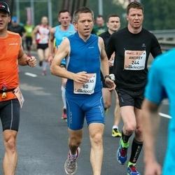 The 26th Lattelecom Riga Marathon - Andreas Aldekamp (80), Andrey Smirnov (244)