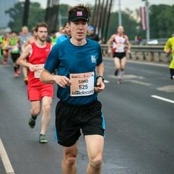 The 26th Lattelecom Riga Marathon - Simo Ronkainen (525)