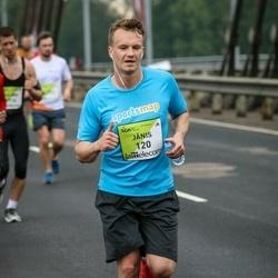 The 26th Lattelecom Riga Marathon - Jānis Zariņš (120)