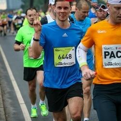 The 26th Lattelecom Riga Marathon - Zigmas Macerauskas (6448)