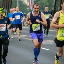 The 26th Lattelecom Riga Marathon - Mārtiņš Grīnbergs (2519)