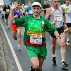 The 26th Lattelecom Riga Marathon - Arvydas Jurgelevičius (769)
