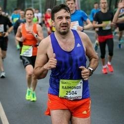 The 26th Lattelecom Riga Marathon - Raimonds Bondars (2504)