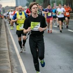 The 26th Lattelecom Riga Marathon - Mārtiņš Brūveris (3848)