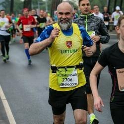 The 26th Lattelecom Riga Marathon - Klemensas Zaranka (2706)
