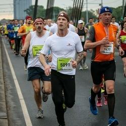 The 26th Lattelecom Riga Marathon - Āris Kažis (5091)