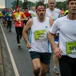 The 26th Lattelecom Riga Marathon - Valters Veinbergs (2665)