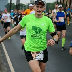 The 26th Lattelecom Riga Marathon - Rolandas Kriugžda (819)