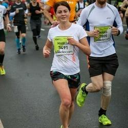 The 26th Lattelecom Riga Marathon - Māris Auželis (2805), Marija Brecko (3491)