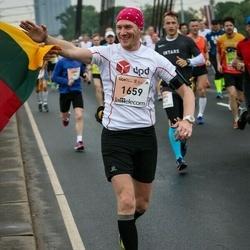The 26th Lattelecom Riga Marathon - Tomas Savickas (1659)