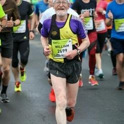 The 26th Lattelecom Riga Marathon - William Adams (2699)