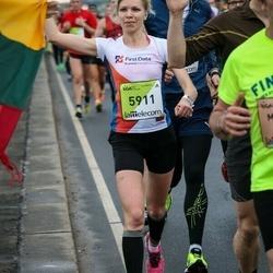 The 26th Lattelecom Riga Marathon - Jolanta Ginsevičiūtė (5911)