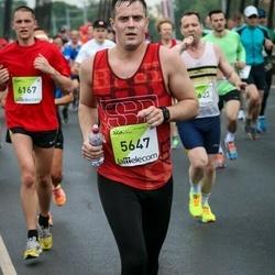 The 26th Lattelecom Riga Marathon - Florian Wesseler (2647)