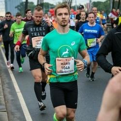 The 26th Lattelecom Riga Marathon - Māris Sardiko (1046)