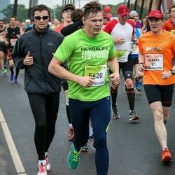 The 26th Lattelecom Riga Marathon - Andrejs Semjonovs (5420)