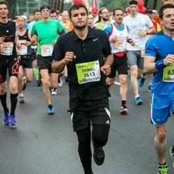 The 26th Lattelecom Riga Marathon - Daniel Lopes Martins (3613)