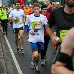 The 26th Lattelecom Riga Marathon - Andrejs Dorogojs (2759)