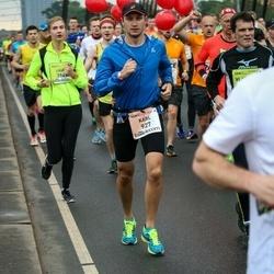The 26th Lattelecom Riga Marathon - Karl Plaude (927)