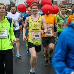 The 26th Lattelecom Riga Marathon - Ivans Oļeičenko (1608)